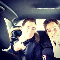 Hardwell and Dannic