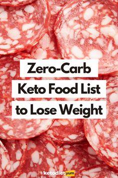 Best Fat Loss Diet, Best Diet Foods, Best Diet Plan, Best Diets, Zero Carb Diet Plan, Zero Carb Meals, Low Fat Diets, No Carb Diets, No Carb Foods