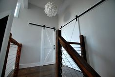 Staircase Photos Sloped Ceiling Design, Pictures, Remodel, Decor and Ideas - page 78