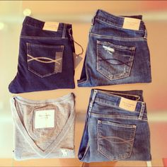 Hollister jeans r the best jeans