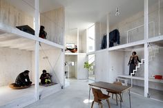 House In Kashiwa by Yamazaki Kentaro Design Workshop | HomeAdore