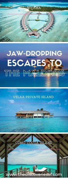 Planning a trip to the Maldives? Don't miss our pick of the top 11 Maldives resorts for From pampering spas to private island retreats, these hotels offer something that little bit more special for the perfect trip. Maldives Travel, Maldives Resort, Best Hotels In Maldives, Phuket, Travel Advice, Travel Tips, Travel Quotes, Travel Hacks, Budget Travel