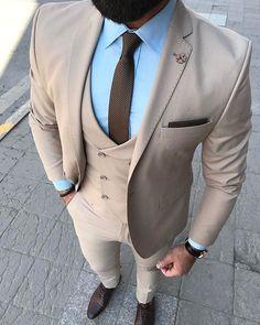 """Success is walking from failure to failure with no loss of enthusiasm. Blazer Outfits Men, Mens Fashion Blazer, Suit Fashion, Fashion 2020, Estilo Cool, Men Dress Up, Designer Suits For Men, Classy Men, Suit And Tie"