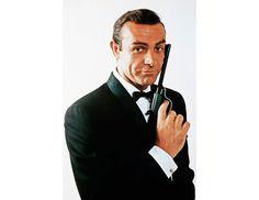 Os atores mais elegantes do cinema segundo a GQ: Sean Connery em James Bond. #cinema