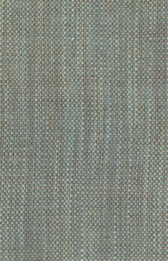 Eriskay Fabric A duck egg and taupe woven fabric