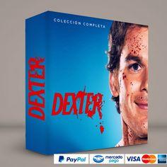 DEXTER #ColeccionCompleta DVD · BluRay · Calidad garantizada. #BoxSetDeLujo Presentación exclusiva de RetroReto. Pedidos: 0414.402.7582 #NiTanRetro