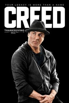 , MGM and New Line Cinema have continued their marketing push for director Ryan Coogler's upcoming Rocky spinoff Creed by releasing two character posters featuring Michael B. Jordan as Adonis Johnson and Sylvester Stallone as Rocky Balboa. Rocky Balboa Movie, Rocky Film, Rocky Series, Sylvester Stallone, Stallone Rocky, Creed Movie, Ryan Coogler, Internet Movies, Movies