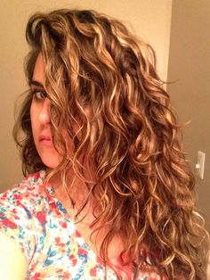Curly Girl Method after photo                                                                                                                                                     More