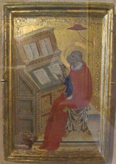 Giovanni di Paolo - San Girolamo nello studio - Siena, Pinacoteca Nazionale