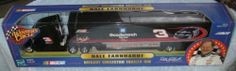 1/64 Scale Dale Earnhardt Sr #3 Vintage Hasbro Winners Circle Goodwrench GM Service Plus RCR #3 Hauler Trailer Tractor Semi Truck Transporter Rig 2000 Edition Photo Image On Box No Hat by Hasbro Winners Circle. $28.99. Diecast Metal Tractor Cab/Plastic Trailer. 1/64 Scale Dale Earnhardt Sr #3 Vintage Hasbro Winners Circle Goodwrench GM Service Plus RCR #3 Hauler Trailer Tractor Semi Truck Transporter Rig 2000 Edition Photo Image On Box No Hat. 1/64 Scale Dale Earnhardt Sr #3 ...
