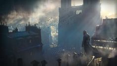 Have a first look at the art of Assassin's Creed Unity with this first selection of artworks presented at E3 2014 http://www.dailymotion.com/video/x1yzxn2_