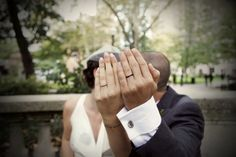 cool wedding''ring'' - love the photo