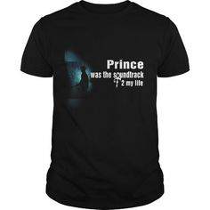 Prince was the soundtrak 2 my life LIMITED TIME ONLY. ORDER NOW if you like, Item Not Sold Anywhere Else. Amazing for you or gift for your family members and your friends. Thank you! #prince #shirts