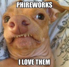 PHIREWORKS - I LOVE THEM