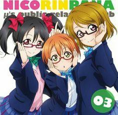 Love live (NicoRinPana)