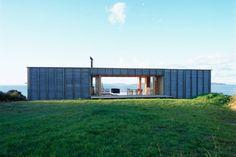 Coromandel Bach / Crosson Clarke Carnachan Architects (1)