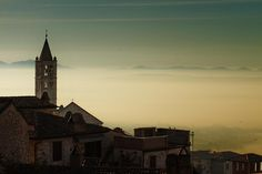 Assisi e Dintorni by Gyn'O, via Flickr