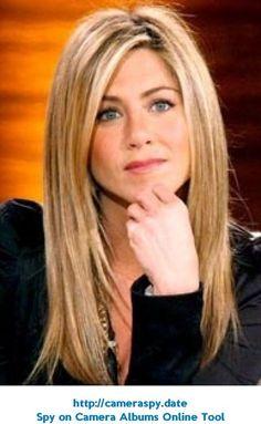 Jennifer Aniston - Perfect hair since forever. Jennifer Aniston Long Hair, Jennifer Aniston Pictures, Jennifer Aniston Style, Jenifer Aniston, Long Hair Cuts, Long Hair Styles, Medium Blonde Hair, Corte Y Color, Rachel Green