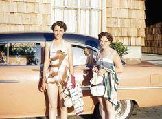 Kodachrome 1950s via geewhiz tumblr