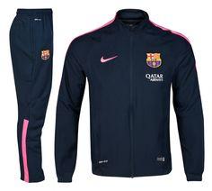 Barcelona 2014 Navy&Pink N98 TrackTrack Jacket kit