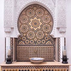 Africancreates (@africancreates) • Instagram photos and videos Islamic Architecture, Beautiful Architecture, Art And Architecture, Islamic Decor, Islamic Art, Moroccan Design, Moroccan Style, Gypsum Ceiling Design, Arabian Decor