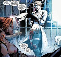 When DC Comics Makes The Case Against Harley Quinn