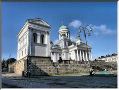 Catedral Luterana - Helsinki (Helsinki Lutheran Cathedral) - Finlandia (Finland) (Suomi) by La Caja de Lata, via Flickr