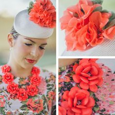 flower outfits melbourne spring racing