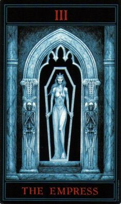 The Gothic Tarot: The Empress