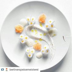#Repost @berlinerspeisemeisterei with @repostapp  A stunning dish by @yannickalleno from is new cookbook.  Aloe vera poached and refreshed with pink grapefruit peppermint and faiselle juice with olive oil  If you also want to get featured at berlinerspeiseneisterei jus tag your best dish with #berlinerspeisemeisterei and wait for my respond!  #icecream #wildchefs #theartofplating #food #foodporn #yum #instafood #yummy #instagood #photooftheday #sweet #dinner #expertfoods #tasty…