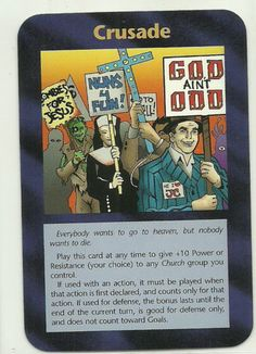 Crusade Illuminati CCG Assassins Plot Card 1995. Illuminati: New World Order (INWO) is a collectible card game (CCG) that was released in 1995[1] by Steve Jackson Games, based on their original boxed game Illuminati, which in turn was inspired by The Illuminatus! Trilogy. INWO won the Origins Award for Best Card Game in 1997.