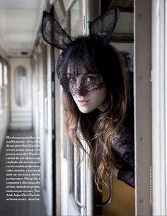 Charlotte Gainsbourg - Paris by Dominique Issermann, 2009