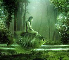 Amandine Van Ray Secret of Old Pond