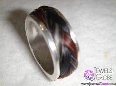 horse hair ring
