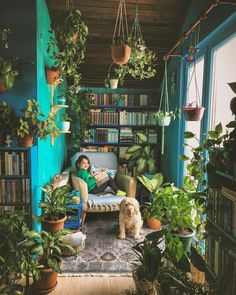 House Plants Decor, Plant Decor, Decor Interior Design, Interior Decorating, Deco Retro, Home And Deco, Dream Rooms, Home Decor Inspiration, Decoration
