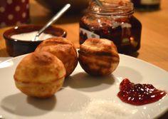 æbleskiver in 'The Taste of Danish Christmas' in The Copenhagen Tales blog