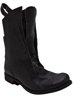 BORIS BIDJAN SABERI - mid-calf boot 5