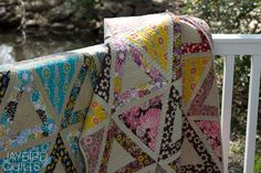 Jaybird Quilts - Chopsticks Pattern