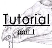 Myth's Dragon Tutorial Part 1 by *mythori on deviantART