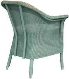 Monaco Loom Arm chair. A Block and Chisel Product.