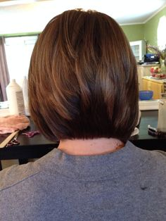 Inverted bob within layers
