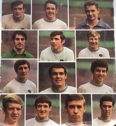 Derby County FC 1968/69