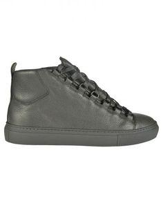 BALENCIAGA Balenciaga Grained Hi-Top Sneakers. #balenciaga #shoes #balenciaga-grained-hi-top-sneakers