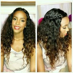 Kelly Rowland pretty girl