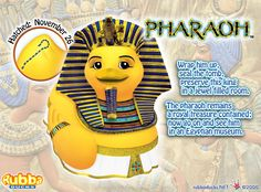 """""""Uncover"""" Pharaoh"""