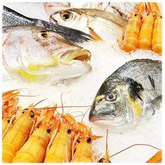 #PortHercule Fresh Fish at Le Maree #fish #fresh #seafood #restaurant #monaco #montecarlo #europe #food #foodie #foodlover #travel #vacation #wanderlust #shrimp #chef #cooking #eat #foodgasm by caviar.monkeys from #Montecarlo #Monaco