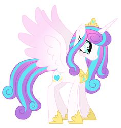 Princess Flurry Heart by unoriginaI