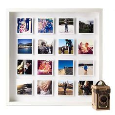 I've just found Personalised Photos Box Framed Print. Grand and dignified, these luxurious framed prints offer an eye-popping way to present your most treasured photos. 3d Box Frames, Poster Prints, Framed Prints, Square Photos, Personalised Box, Family Pictures, Picture Frames, Photo Wall, 3d Photo