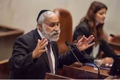 Shas MK: Arab MKs are cursing Israel from the Knesset podium, it has to stop.