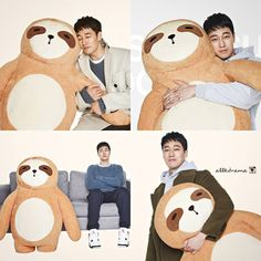 My precious 💖💗 Asian Actors, Korean Actors, Korean Guys, Korean Dramas, So Ji Sub, Live Action, Submarine Quotes, Shin Min Ah, Oh My Venus